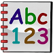 Abc123 Writer for kids by Vicente Sirvent Orts
