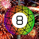 New Years Eve Magic 8 Ball by Puff Labs