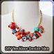 DIY Necklace Design Idea by Julia Corwin