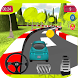 Driving Car In Mountains by prodevapp