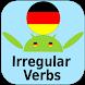 Hangman German Irregular Verbs by Gamelang-apps