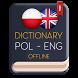 Polish - English dictionary