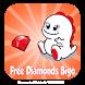 Free Bigo Live Diamonds tips by Arcana INC