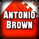 Antonio Brown by Como