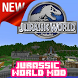 Jurassic Park for MCPE by Gapland