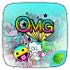 OMG GO Keyboard Theme by Jiubang