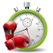 Boxing Timer Rounds & Sparring by Jobu