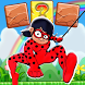 Ladybug The Hero Run Chibi by biko dev