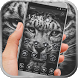 Fierce Cool Lion Launcher by Fantastic theme
