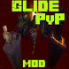 Glide PvP mod MCPE by maxdjeenappsinc
