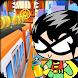 Jungle Titans Go Robin Adventure by RaymondHarper Dev Platformer Inc.