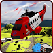 Fire Fighter Rescue Helicopter by Digital Toys Studio
