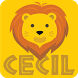 Cecil The Lion by Out Of Box Ltd