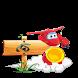 Harika Kanatlar Kırmızı Ormanda by Rainwish Tech