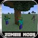 Zombie Mods For Minecraft by TRW Studios