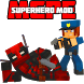 Superhero Mod For MCPE by ⚜lucky apps⚜