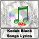 Kodak Black Songs Lyrics by DZS APPS