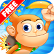 Monkey Math Free - Kids Games by GiggleUp Kids Apps And Educational Games
