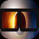 Lunar eclipse glasses by Ken App Dev