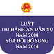 Luat Thi hanh an Dan su 2008 by saokhuedl