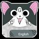 Chi's Cat Theme&Emoji Keyboard by Music Emoji Keyboard Theme
