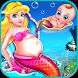 Mermaid Pregnancy Check Up by Fantastic Fun