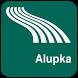 Alupka Map offline by iniCall.com