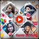 Happy Birthday HD Video Maker by Raptas Apps