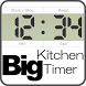 Big Kitchen Timer free app by Toyly.net