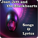 Joan Jett and the Blackhearts by andoappsLTD