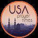 Athan-Prayer Times in usa by تطبيقات إسلامية