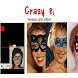 Crazy 8 Venetian girls edition by Marc Smeets