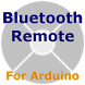 Bluetooth Remote for Arduino by LekPKD