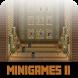 Map Minigames II For MCPE by Pathep Manoubsak