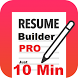 Visual Resume Builder Pro in 10 Min Free Templates by Smize