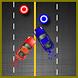 2 Cars 2 Roads by GamesOcean