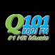 Q101 FM KQDJ 101.1 FM by Todd Ingstad