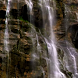 Forest waterfall wallpapers by AlexAlerion
