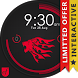 Tattoo HD Watch Face by EliteFace
