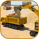 Offroad Construction Excavator by Glow Games