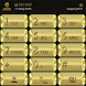 Theme for ExDialer Metal Gold by Luklek