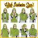 Tutorial Hijab Pashmina Syar'I 2017 by Woochi Developer