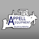 appell equipment sales by Sandhills Publishing