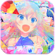 Anime Girl Coloring Book by SenDev