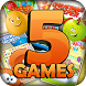 Funny Match 3 Blitz by Happy Planet Games