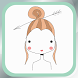 Twist Updo Hairstyle Guides by BaMBoo ART