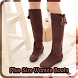 Plus Size Women Boots by Keith Shearer