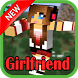 Girlfriend mods for mcpe by swanware