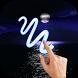 Night Gesture Lock Screen by dexati