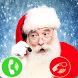 A Santa Claus Call And Gift Text